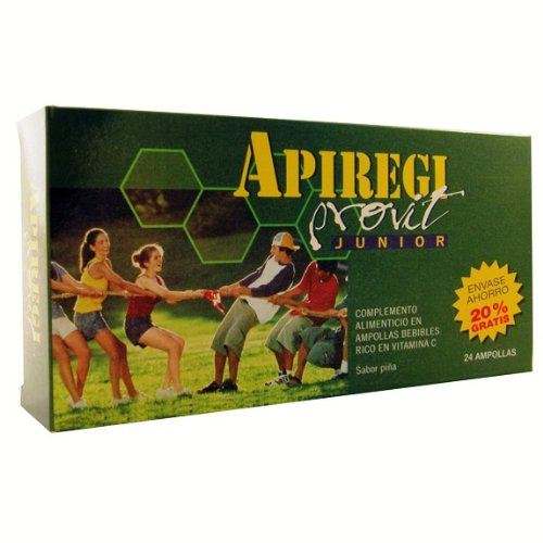Artesania Apiregi Provit Junior (Jalea+Propolis+Vit C) 24 X 200 g