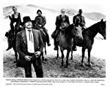from Noon Til Three Original 8x10 Photo Charles Bronson with his Posse