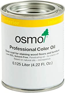 OSMO Polyx Professional Pro Color Oil - GRAPHITE - .125 Liter
