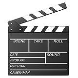 Neewer 12X 11'/30x 27cm de Madera Película Película Slateboard del Director claqueta