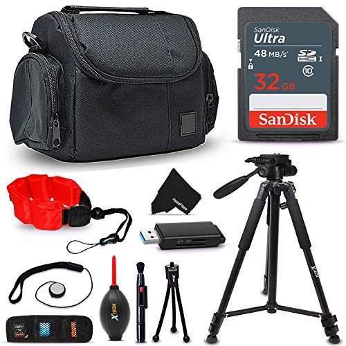 Canon PowerShot G3X G3 X G7X G7 X G1X G1 X G1 X Mark II G1 XG15 G16 SX710 HS D30 D20 SX610 SX410 is SX600 SX700 SX520 SX510 SX40 SX280 Camera Accessories Kit