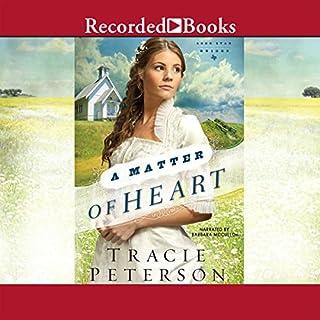 A Matter of Heart audiobook cover art