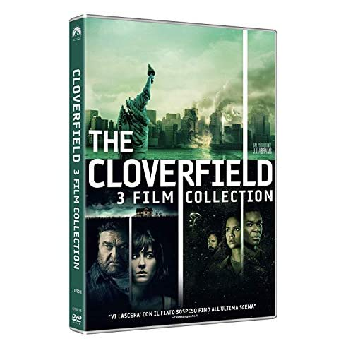 Cloverfield Trilogia (Box 3 Dv)