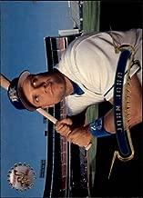 1996 Stadium Club #102 John Jaha MLB Baseball Trading Card