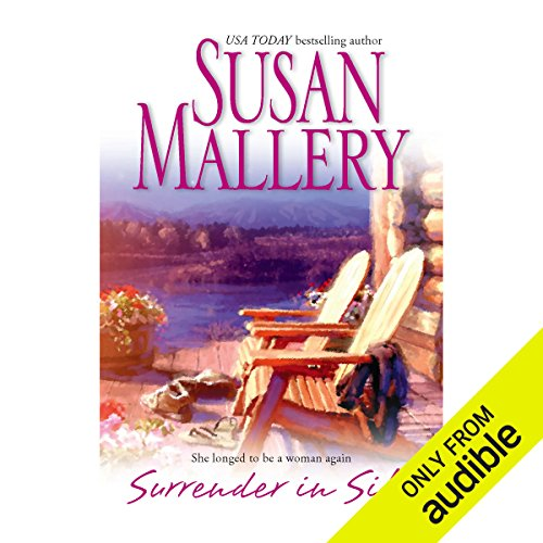 Surrender in Silk audiobook cover art