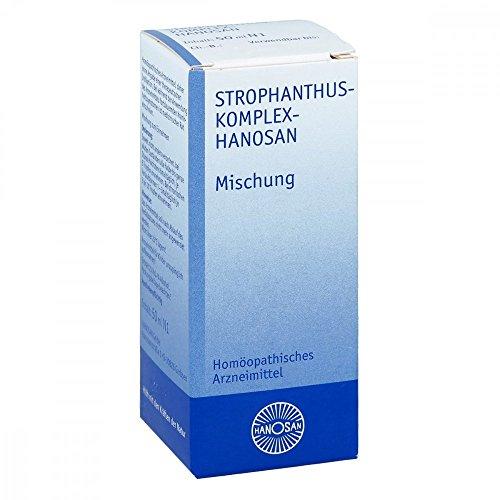 STROPHANTHUS KOMPL HANOSAN, 50 ml