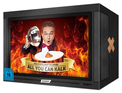 All you can kalk/Die Megabox (38 DVDs)