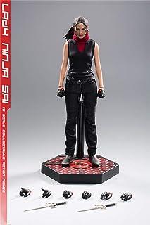 1/6 Night Devil Hero Elektra Heroine Action Figure Model 12'' Model Toys for Fans Gifts