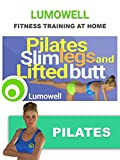 Pilates Slim Legs and Lifted Butt Workout - Lift your Glutes and Tone Your Thighs at Home