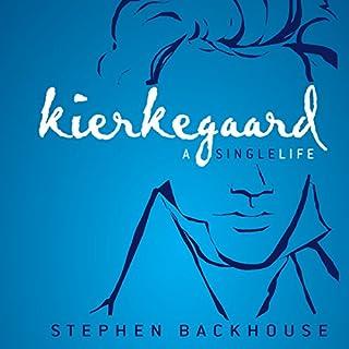 Kierkegaard audiobook cover art
