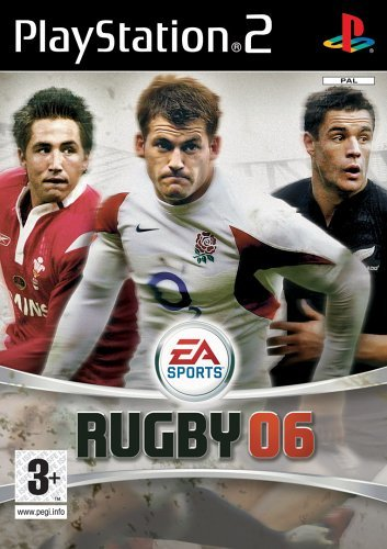 Rugby 06 (PS2) by Electronic Arts