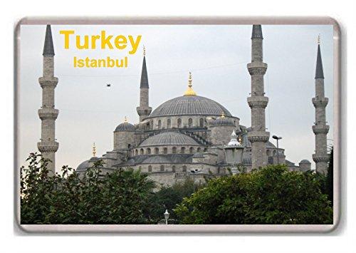 Photosiotas Türkei Istanbul/Kühlschrank Magnet.