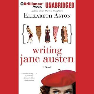 Writing Jane Austen cover art