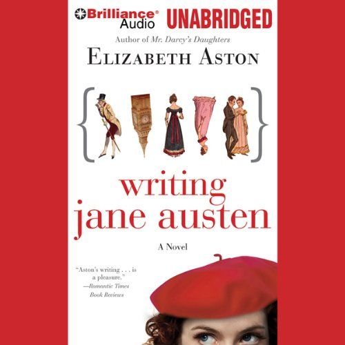 Writing Jane Austen cover art