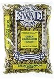 Great Bazaar Swad Green Cardamom, 7 Ounce