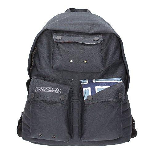 NAPAPIJRI Zaino Scuola Uomo Nero Marshal Backpack Black N8E02