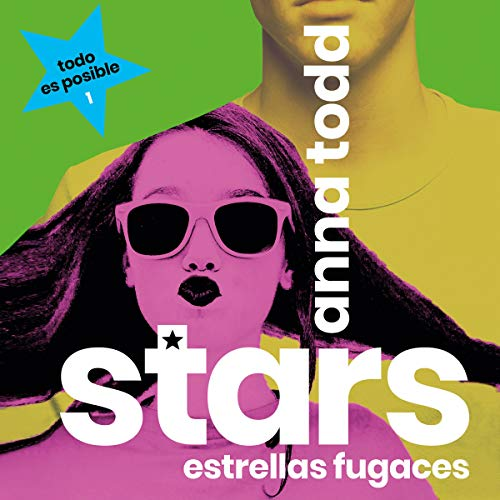 Stars. Estrellas fugaces  By  cover art