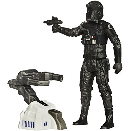 Star Wars Arousal Basic Figure Thai Fighter Pilot of The Force
