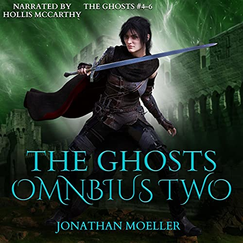 The Ghosts Omnibus Two cover art