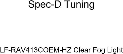 Spec-D Tuning LF-RAV413COEM-HZ Clear Fog Light