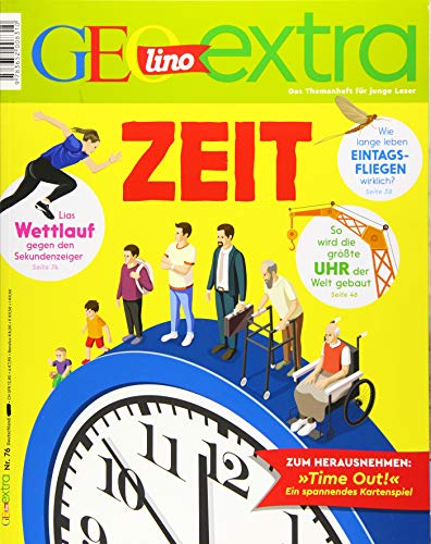 GEOlino Extra / GEOlino extra 76/2019 - Zeit