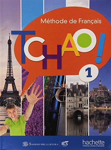 Tchao. Pack (Con Vol. I. Con Vol.2. Con Open Book) [Lingua francese]