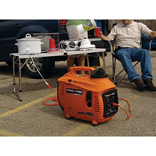 best lightweight 2000 watts generator