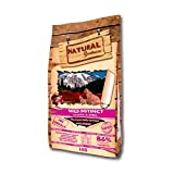 Natural Greatness Receta Wild Instinct 6 Kg