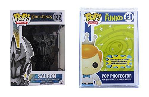 Funko POP! El Señor de los Anillos: Sauron (con caja protectora)