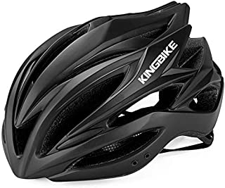 GCARTOUR Airflow Bike Helmet with Inner Padding Chin Protector for Added Protection - 360 Degree Comfort System with Dial-Fit Adjustment - Adult Size