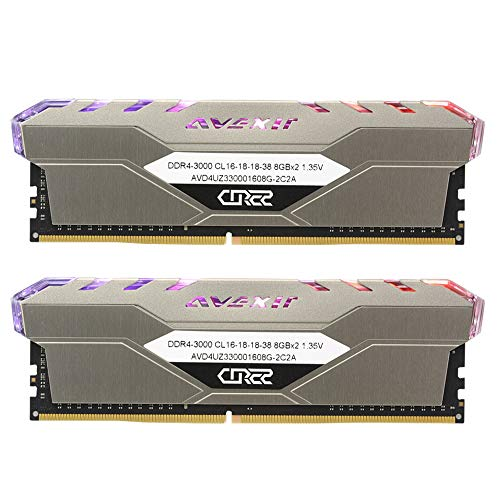 Avexir Memoria RAM Core2 32 GB (2 x 16 g), Ddr4, 3200...