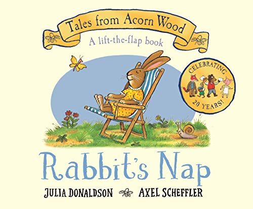 Rabbit's Nap: 20th Anniversary Edition (Tales From Acorn Wood)
