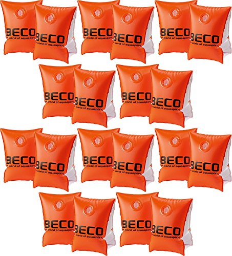 10x Beco 9703 - Schwimmflügel, Größe 0, 15-30 kg