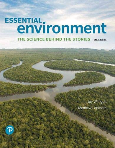 Essential Environment: The Science Behind the Stories