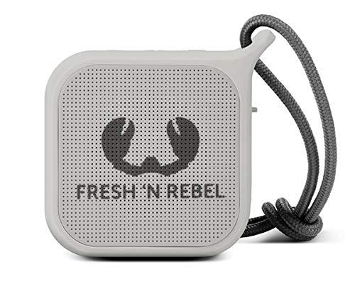 Fresh 'n Rebel ROCKBOX Pebble Cloud | Altavoz Bluetooth Inalámbrico Portátil