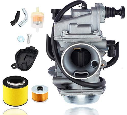 JOD TRX350 Carburetor compatible with Honda Rancher 350 TRX350 350ES 350FE 350FMTE 350TM 2000-2006...