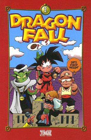 Dragon Fall, Tome 2