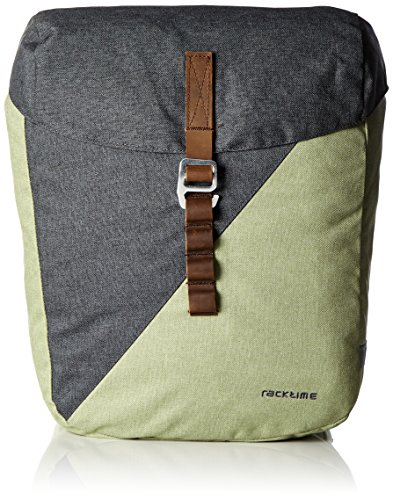 Racktime Heda System Tasche, grau, 35 x 28 x 26 cm