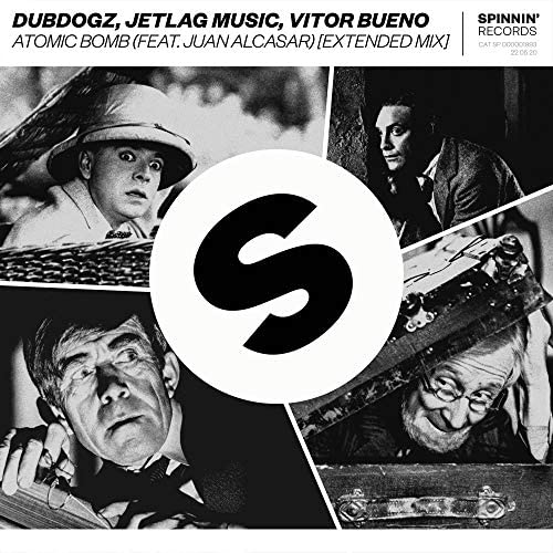 Dubdogz, Jetlag Music & Vitor Bueno feat. Juan Alcasar