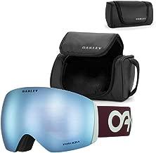 Oakley Flight Deck Factory Pilot Progression w/Prizm Sapphire Iridium with Large Goggle Soft Case