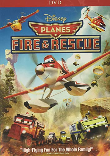 Planes Fire and Rescue (1-Disc DVD)