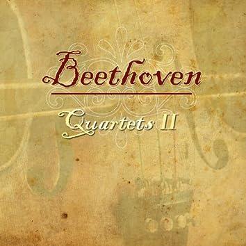 Beethoven: Quartets II