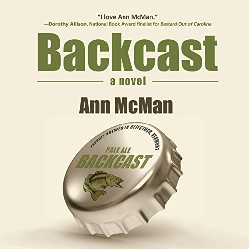 Backcast cover art
