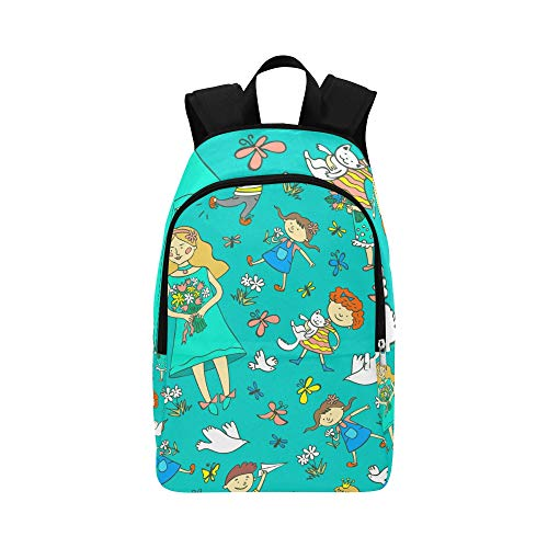 HZHENTIAN Best Packable Daypack Cute Small Warm Animal Pet Cat Heart Durable Water Resistant Classic Cool School Bags Cosmetic Travel Bags for Women School Backpack Hiking Crossbody Bag