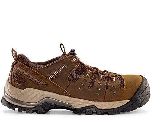 Maelstrom Men's Everglades Dark Brown Waterproof Work Boot, Size 10.5W