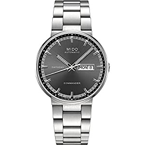Mido Commander M0144301106100 10