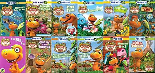 Dinosaur Train Ultimate Fun & Learn Adventure Collection
