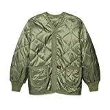Alpha Industries Men's ALS-92 Liner M65 Jackets (S, Olive)