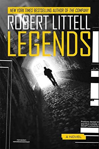 Legends A Novel product image