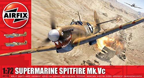 エアフィックス 1/72 イギリス空軍 スーパーマリン スピットファイア Mk.5c プラモデル X2108